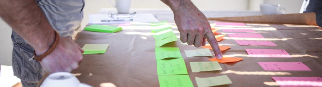 Brown paper Lean methodiek
